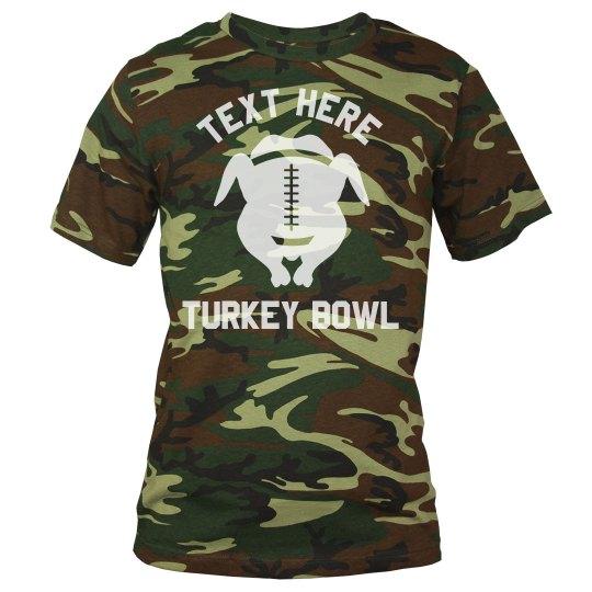 Custom Team Turkey Bowl