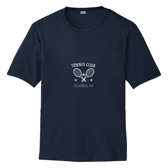 Custom Tennis Club or League Performance