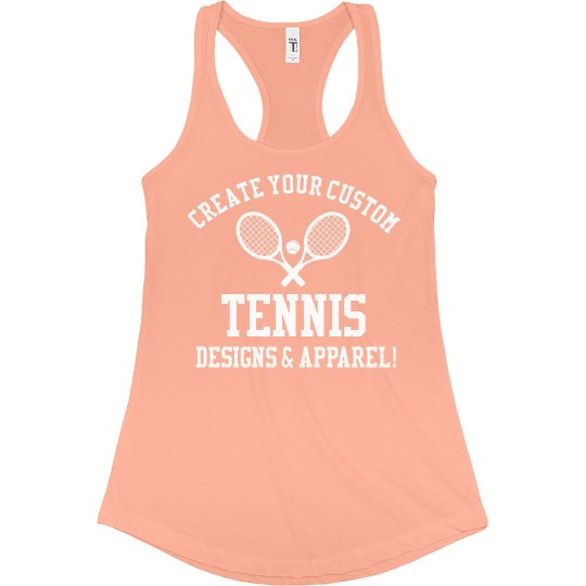 Custom Tennis Designs For Teams