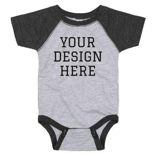 Custom Text Bodysuit For Gifts