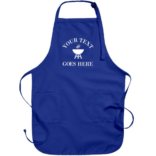 Custom Text Dad Apron Gifts