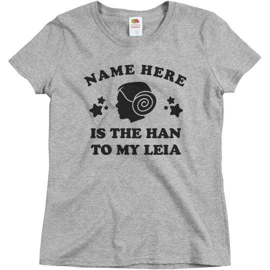 Custom the Han To Me Leia