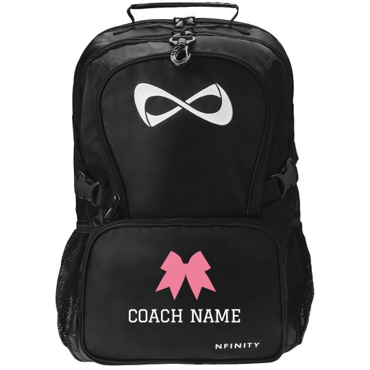 Custom Traveling Cheer Coach Gift
