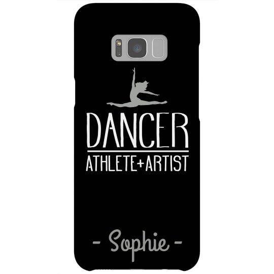Custom Trendy Dancer Phone Case