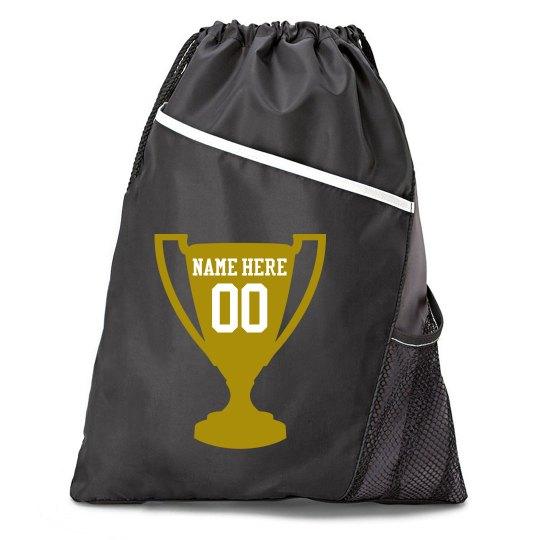 Custom Trophy Sports Bag