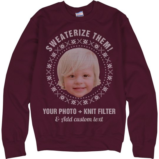 Custom Ugly Sweaters But Better