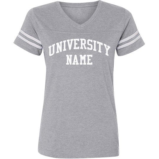 Custom University Or College Name