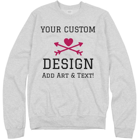 Custom Valentine's Day Design
