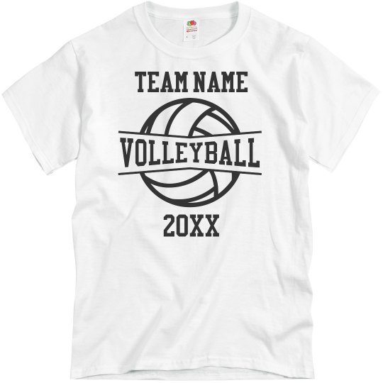 Custom Volleyball Group Discounts