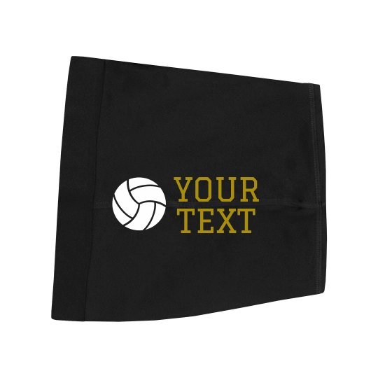 Custom Volleyball School Shorts
