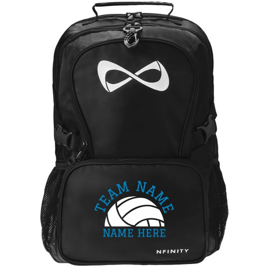 Custom Volleyball Team Backpack