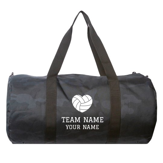 Custom Volleyball Team Bag