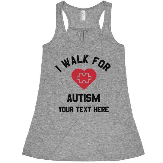 Custom Walking For Autism