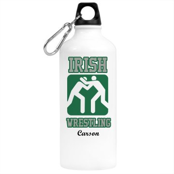 Custom Water Bottle