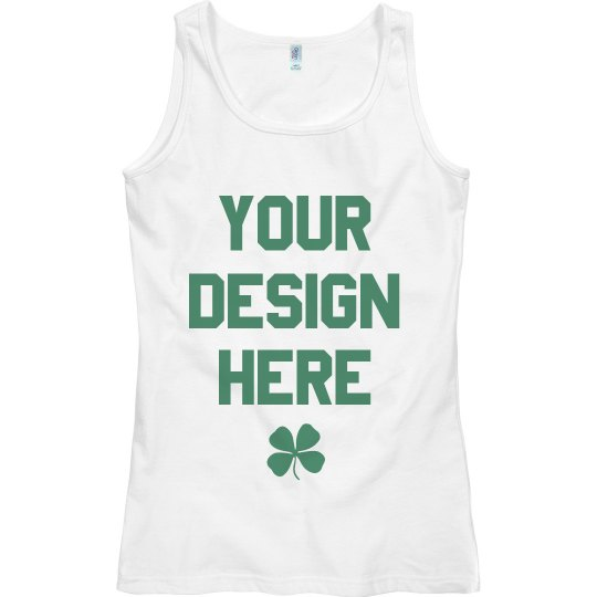 Custom Women's St. Patrick's Day