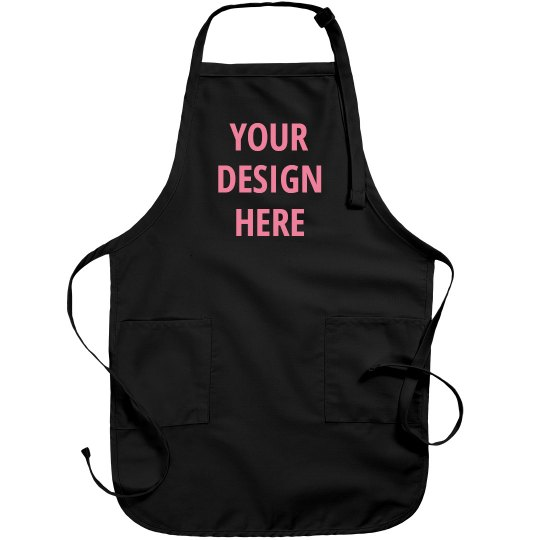 Custom Work Apron For Business