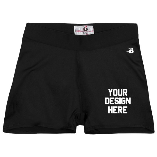 Custom Workout Fitness Gym Shorts