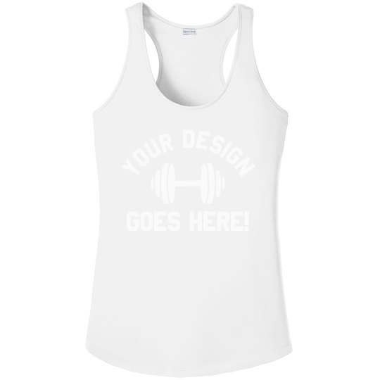 Custom Workout Tanks For The Gym