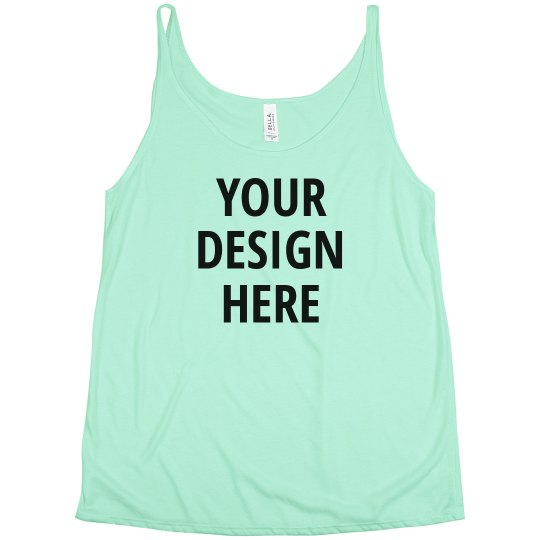 Custom Workout Tanks For Trainers