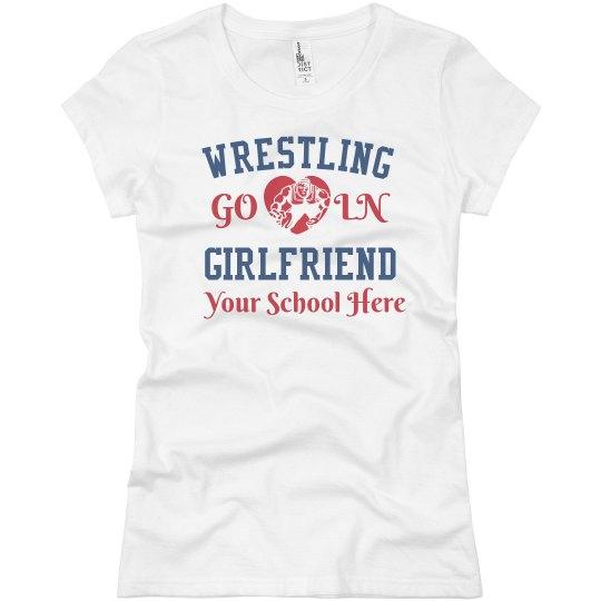 Custom Wrestling Girlfriend Tee