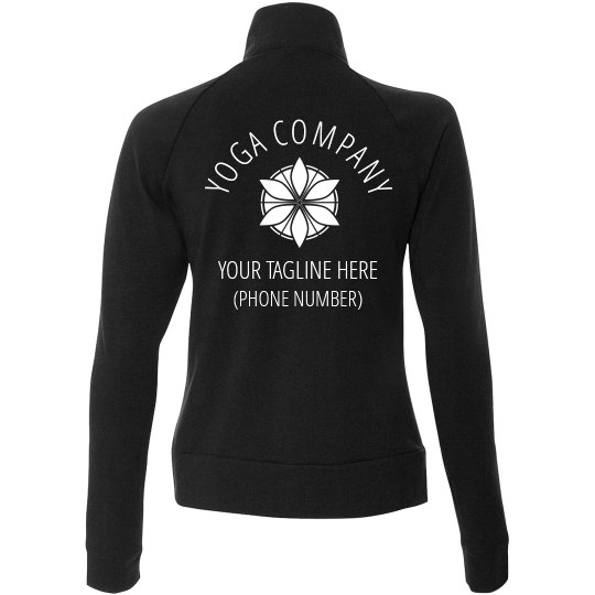 Custom Yoga Company No Minimums