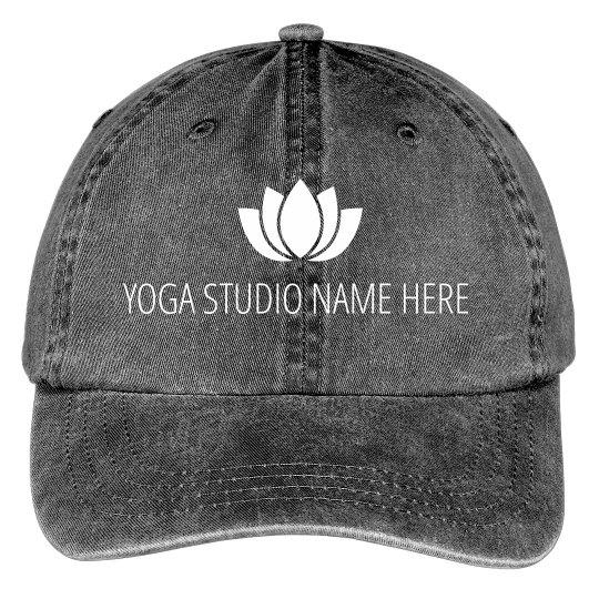 Custom Yoga Studio Name