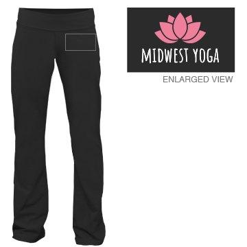 Custom Yoga Studio Pants