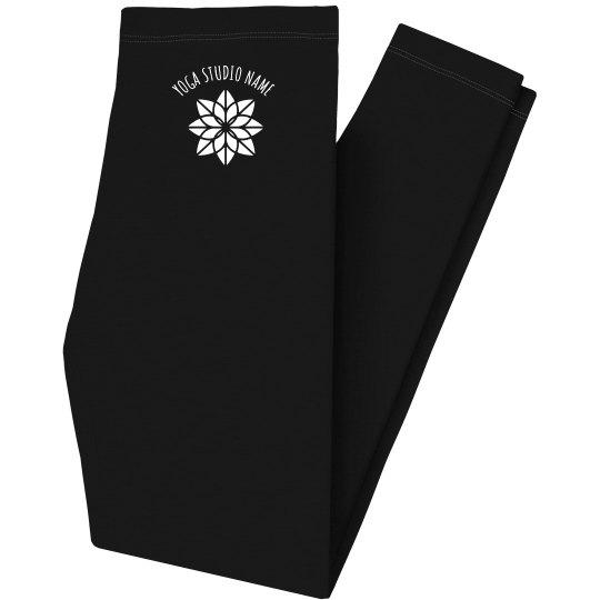 Custom Yoga Studio Workout Leggings