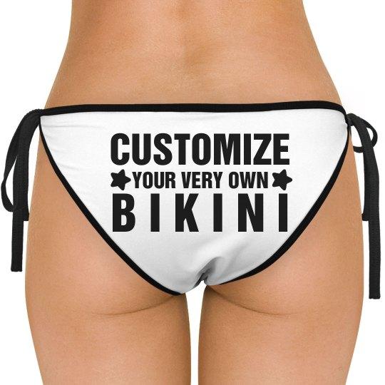 Custom Your Bikini Bottom