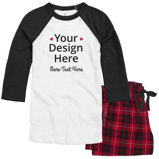 Custom Your Design Here Valentine