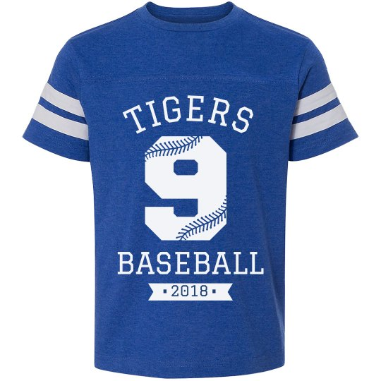Custom Youth Baseball Design Youth Vintage Sports T Shirt