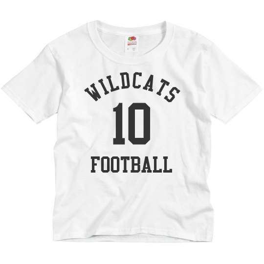 Custom Youth Fooball Shirt