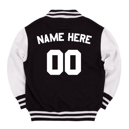 Custom Youth Varsity Jackets