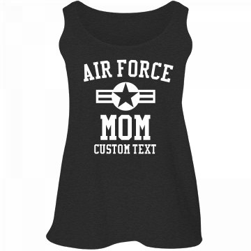 Customizable Air Force Mom