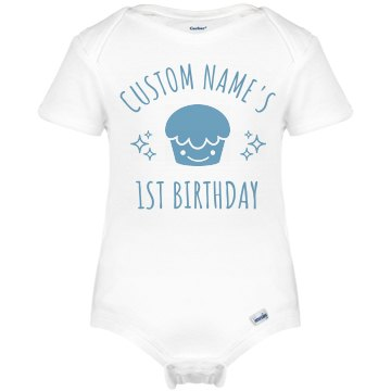 Customizable Baby's First Birthday