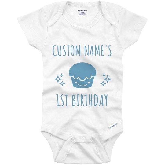 Customizable Baby's First Birthday