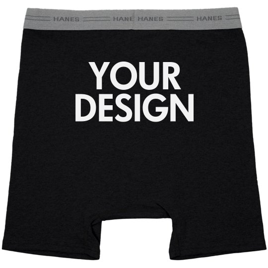 Customizable Boxer Briefs