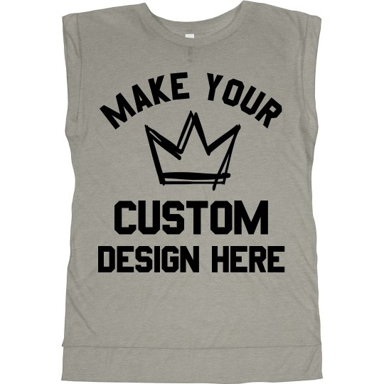 Customizable Fashion Tops