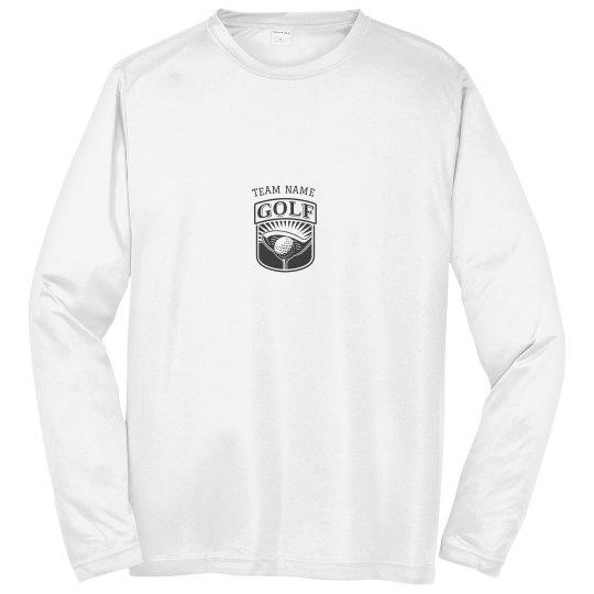Customizable Golf Team or Club Tees
