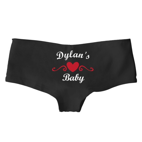 Customizable Intimates for Valentine's Day