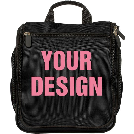 Customizable Makeup Bag
