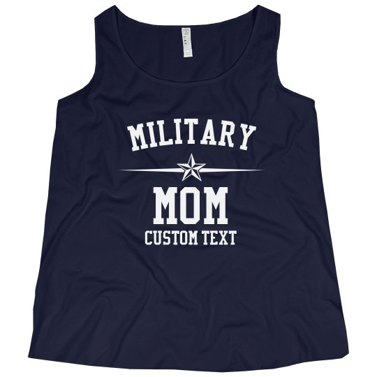 Customizable Military Mom Tank
