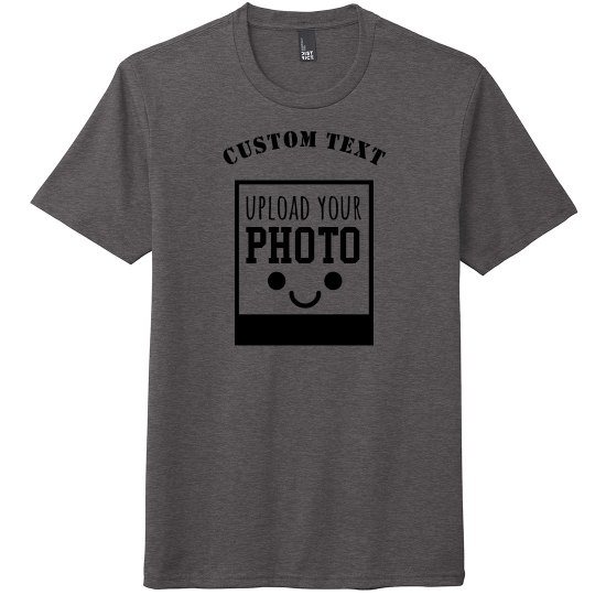 Customizable Photo Tee
