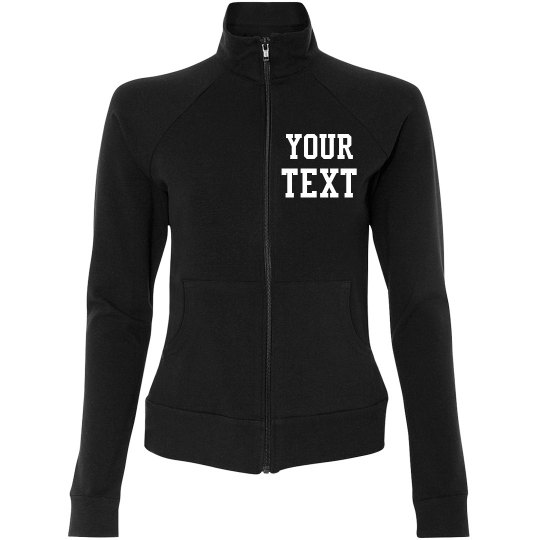 Customizable Practice Jacket