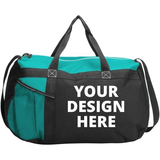 Customizable Practice Workout Bags