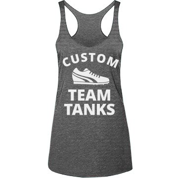 Customizable Racing Team Tanks