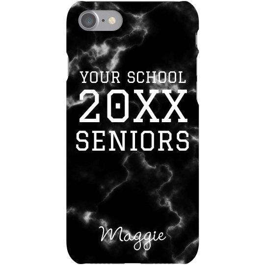 Customizable Seniors Phone Case