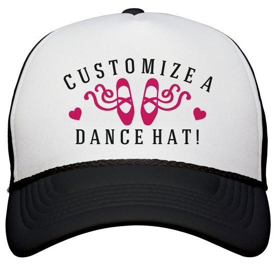 Customize A Fun Dance Hat