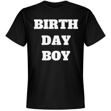 Customize birthday age