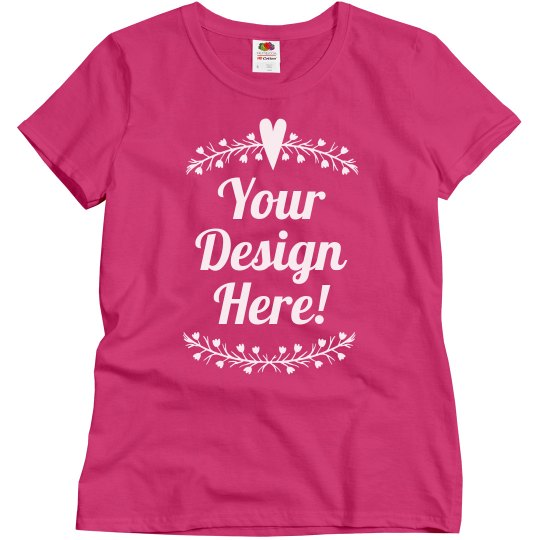 Customize Cute Group Shirts